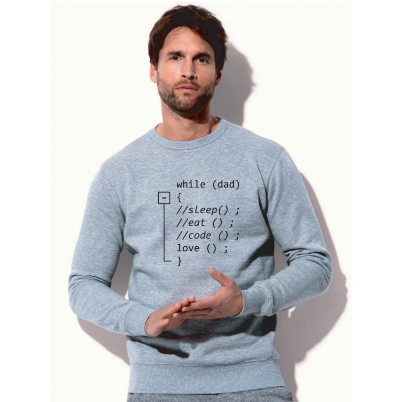 WHILE DAD džemperis