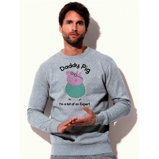 Papa big džemperis