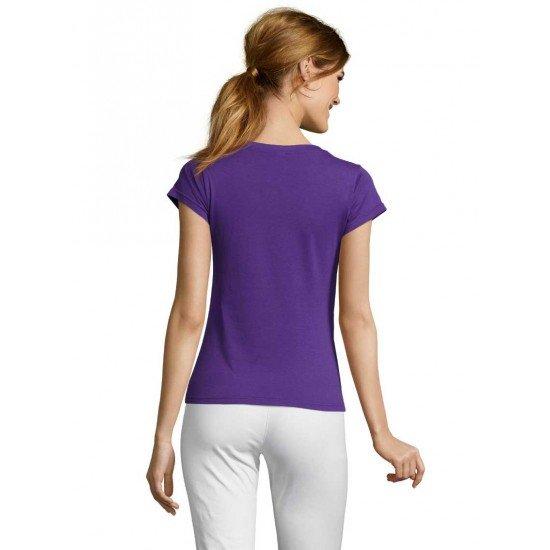 Moon moteriški marškinėliai