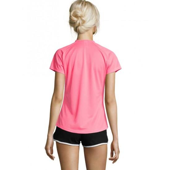 Sporty Women moteriški marškinėliai