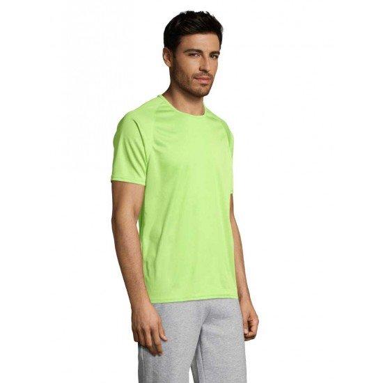 Sporty vyriški marškinėliai